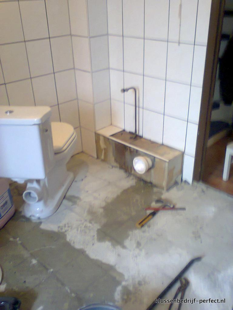 Badkamer renoveren | Klussenbedrijf Perfect
